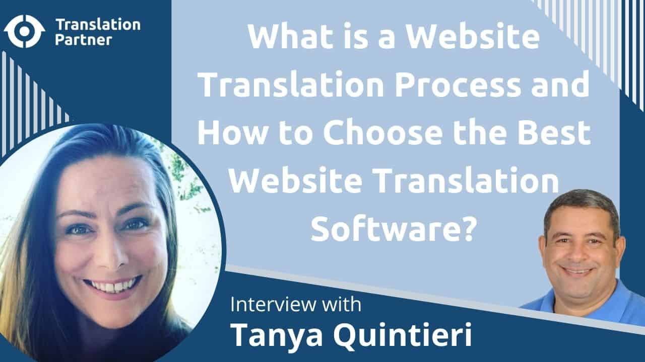 What is a Website Translation Process and How to Choose the Best Software!